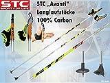 STC 100% Carbon Langlauf Stöcke Avanti