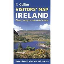 Visitors' Map Ireland