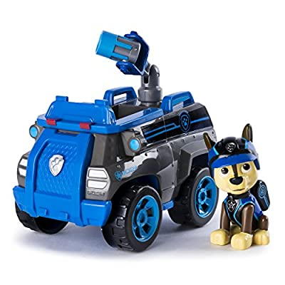 PAW PATROL 6037966 PAW Vehicle-Chase's Mission Police Cruiser