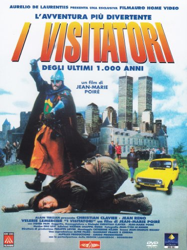 Bild von I visitatori [IT Import]