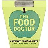 The Food Doctor De Soja Tostados Salados (175g) (Paquete de 6)