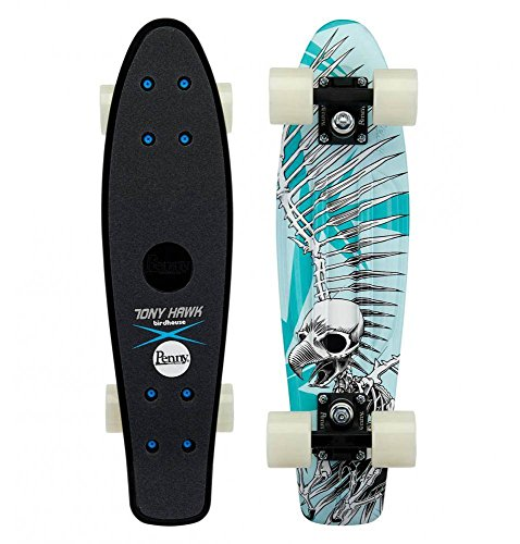 Penny Tony Hawk Cruiser Komplett Tony Hawk Limited Edition Signature Series - 22 (One Size , Schwarz)