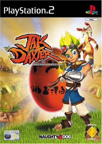 Sony Computer Entertainment Jak and Daxter: The Precursor Legacy