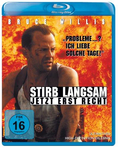 Bild von Stirb langsam - Jetzt erst recht [Blu-ray]