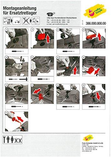 Rolly Toys Ersatzteile Pedal für Traktoren 336725