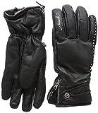 Reusch Damen Handschuhe Elita, Black, 8.5, 4331191