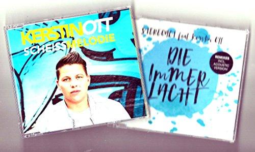 Inmer Lacht / Scheisss Melodie [Package mit 2 CD Maxis]