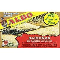 Albo Sardinas en Aceite de Oliva - 85 g