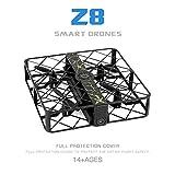 2.4 GHz Micro Quadcopter Box mit WiFi FPV Kamera 6-Achsen Gyro Super Mini RC Drone Höhe Hold Headless Modus KDator