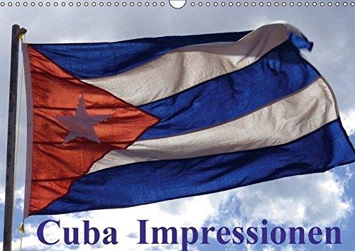 Cuba Impressionen (Wandkalender 2018 DIN A3 quer): Ein Streifzug durch Cuba, abseits der gängigen Klischees (Monatskalender, 14 Seiten) (CALVENDO Orte) [Kalender] [Apr 01, 2017] Gorke, Volkmar