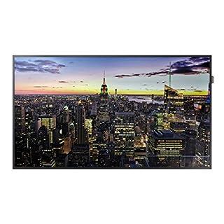 "Samsung QM55H 139,7 cm (55"") LED 4K Ultra HD Digital signage flat panel Nero (B07575NW4S) | Amazon price tracker / tracking, Amazon price history charts, Amazon price watches, Amazon price drop alerts"