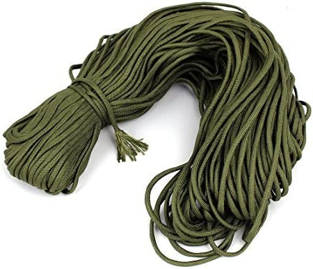 DealMux 328ft Outdoor Trekking Ombrello Legato cavo tende di di di sopravvivenza corda di sicurezza Army verde | Impeccabile  | Ottima classificazione  c9b0d5