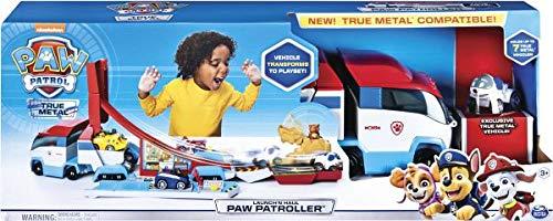 Paw Patrol 6053406 - Launch\'N Haul PAW Patroller für True Metal-Fahrzeuge