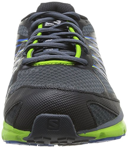 Salomon X-tour 2 Herren - Grey Denim/Granny Green/Bl
