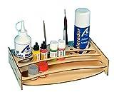 Artesania Latina 27648-P - Organizer in legno per vernici, colori e strumenti da pittura
