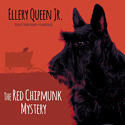 The Red Chipmunk Mystery  Audiolibri