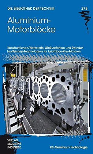 Aluminium-Motorblöcke (Die Bibliothek der Technik (BT))