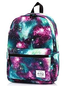 TRENDYMAX Mochila Escolar Galaxia, 20