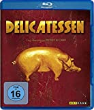 Delicatessen [Alemania] [Blu-ray]
