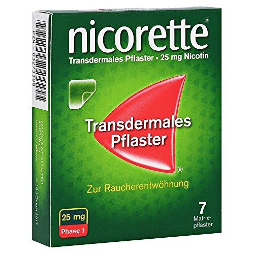 Nicorette® TX Pflaster 25 mg