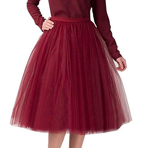 Dunkle Fee Kostüm - Beonzale Damen langes Kleid Plissee Gaze