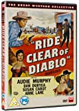Ride Clear of Diablo (Great Western Collection) [DVD]