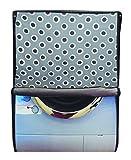 #9: Dream Care Printed Waterproof & Dustproof Washing Machine Cover For Front Load IFB Senorita Aqua SX - 6.5 Kg Washing Machine