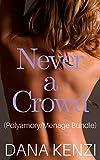 Never A Crowd: Menage/Polyamory Standalones Bundle