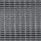 Auhagen 52226.0 - Dekorplatten Dachpfanne, 10 x 20 cm Struckturfläche, dunkelgrau
