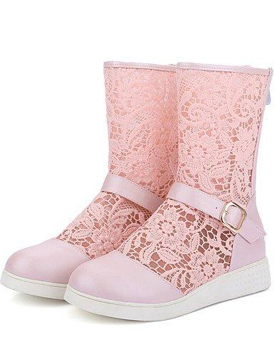 ShangYi Mode Frauen Schuhe Damenschuhe Keile / Fashion Stiefel Outdoor /  Büro & Karriere / Casual ...