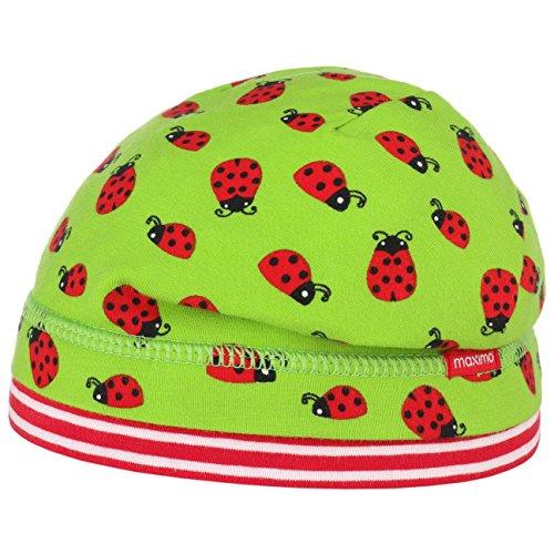 Bonnet Ladybeetle Jersey maximo gorro de niño Vert