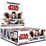 Topps - Die Reise zu Star Wars - Die letzten Jedi - Display, Booster, Starter (1 Display)