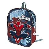 Spiderman AS068-2017 - Mochila Infantil, 32 cm
