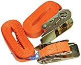 Hilka 84105025 Endless Ratchet Strap, Set of 2 Pieces