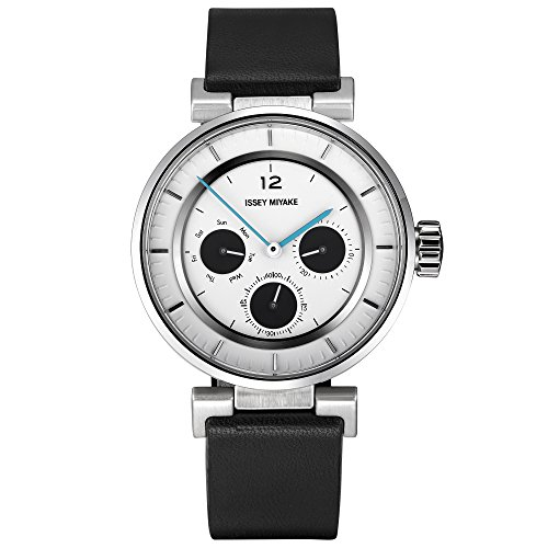 Issey Miyake silaab02 – Montre pour hommes