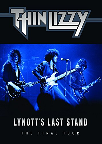 Thin Lizzy - Lynott's Last Stand/The Final Tour (+ CD) Thin Stand