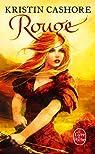 La trilogie des Sept Royaumes, tome 2 : Rouge par Cashore