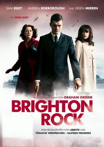 Brighton Rock - Andrea Rock