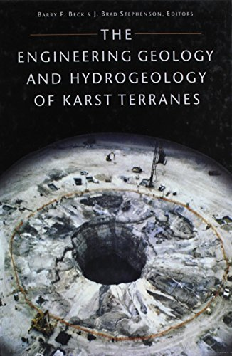 The Engineering Geology and Hydrology of Karst Terrains: Proceedings of the Sixth Multidisciplinary International Conference, Springfield, Missouri, 6-9 April 1997