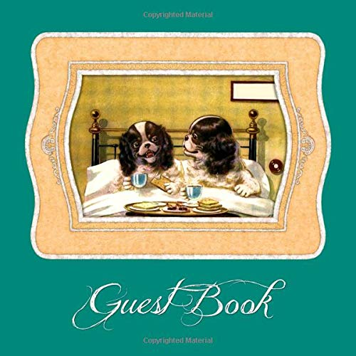 emed, blank lined guest register for airbnb, bed & breakfast, pet sitting, doggie day care, veterinarian notebook, etc. ()
