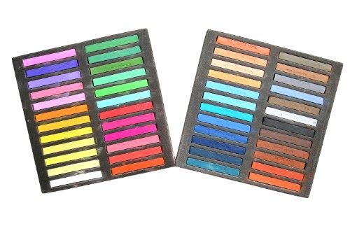 Pastelli professionali in 48 colori, mod. f-2048