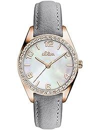 s.Oliver-Damen-Armbanduhr-SO-3268-LQ
