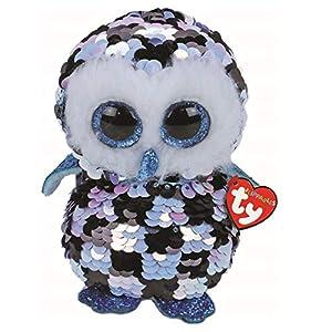 Ty 36799 Topper Owl FLIPPABLE-Med, alfonbrilla para ratón