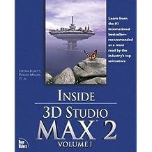 Inside 3D Studio Max 2: v. 1 by Mark Williamson (1998-03-20)