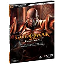 God of War Collection Official Strategy Guide (Bradygames Official Strategy Guide) by Michael Lummis (2009-11-12)