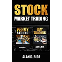 Stock Market Trading: 2 Books In One - Penny Stocks, Day Trading (English Edition)