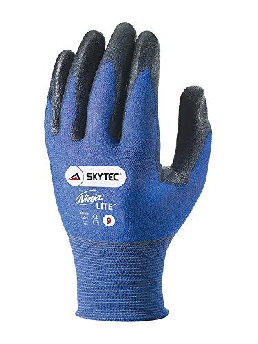 skytec-gloves-sky12-l-ninja-lite-glove-size-l-black-pack-of-2