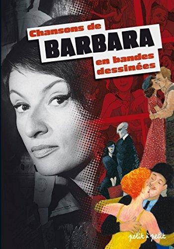 Chansons de Barbara en bandes dessinées par Collectif