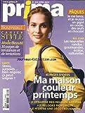 Telecharger Livres PRIMA No 332 du 01 04 2010 MA MAISON COULEUR PRINTEMPS PAQUE JE ME LANCE ET JE REUSSIS UN GIGOT EN CROUTE DES OEUFS EN CHOCOLAT LES NOUVELLES RANDOS STRESS SURPOIDS BIEN RESPIRER CA PEUT SOIGNER (PDF,EPUB,MOBI) gratuits en Francaise