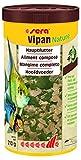 Sera Vipan Nature 1 l das natürliche Hauptfutter ohne Farb- und Konservierungsstoffe, 259 g